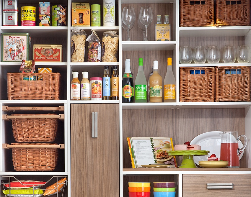 light-brown-and-white-custom-built-pantry-with-drawers-cabinets-shelves-and-wicker-baskets.jpg