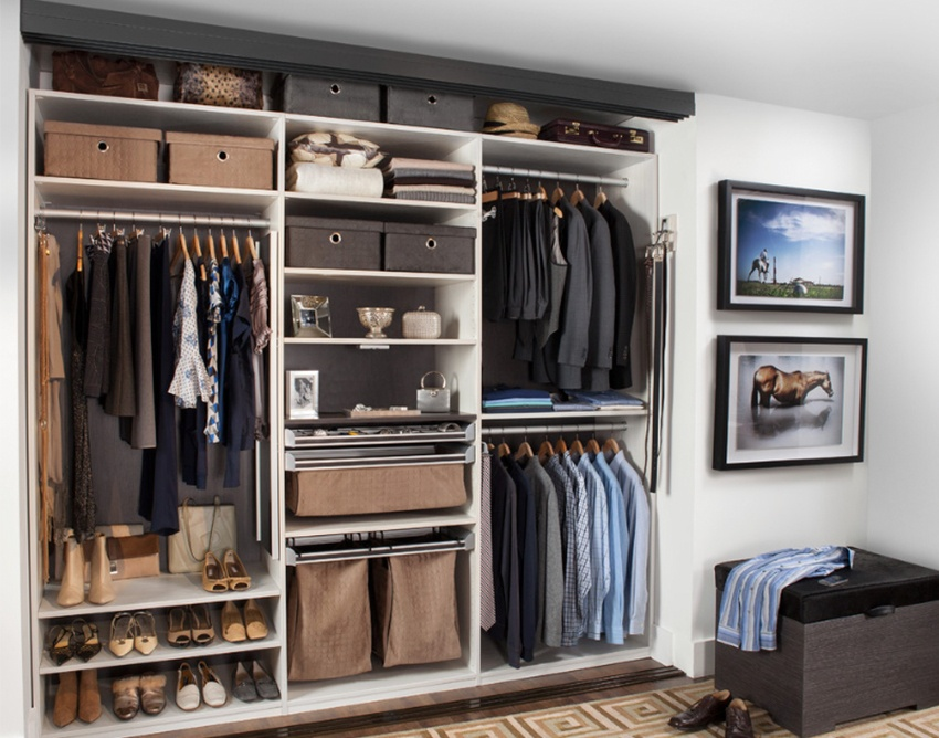 transFORM custom closet