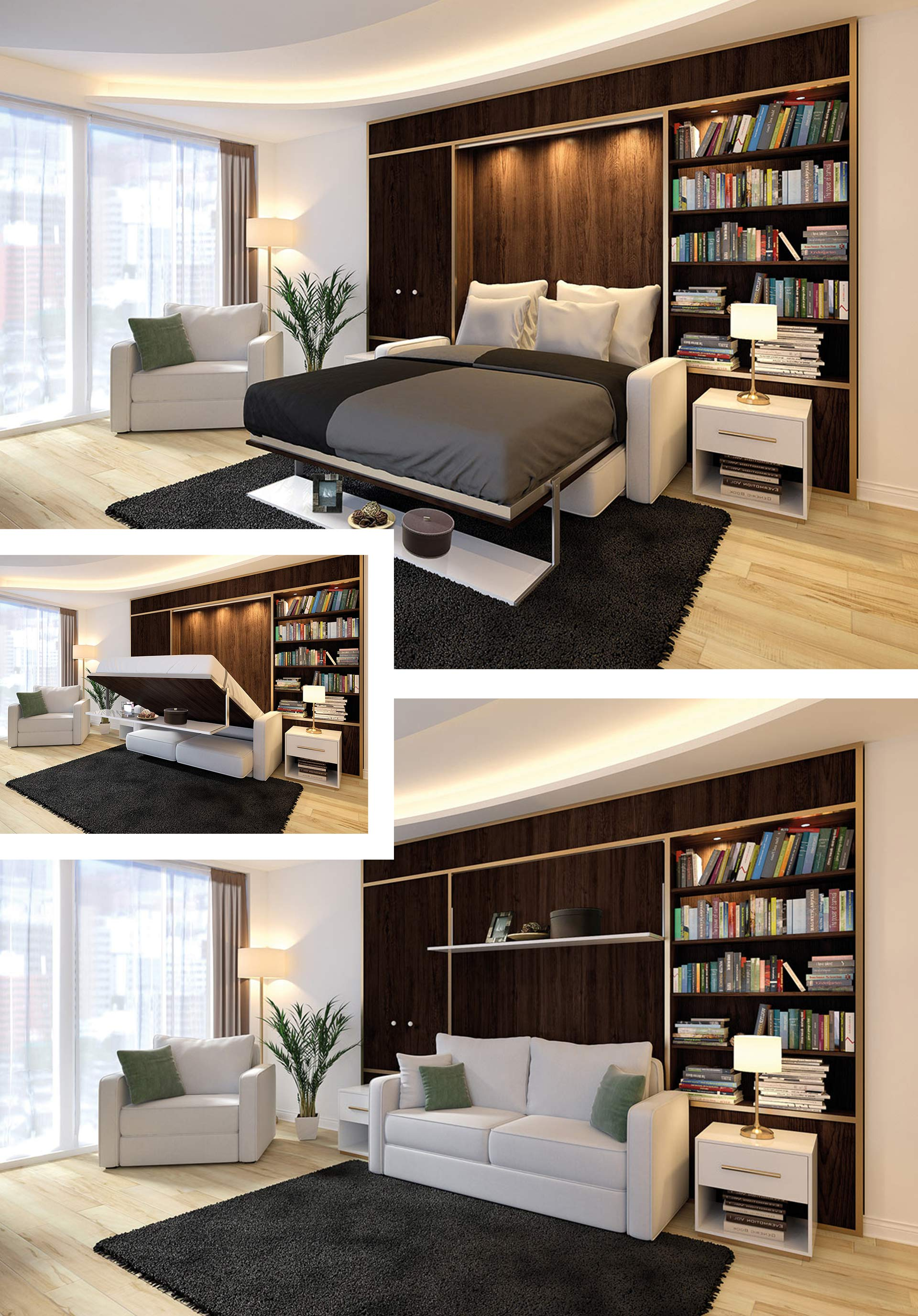 wall-bed-with-couch-transform-open-all